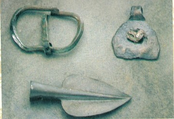 Findings from the grave-mound village near Bar, Iron Age (5th-2nd century BC)